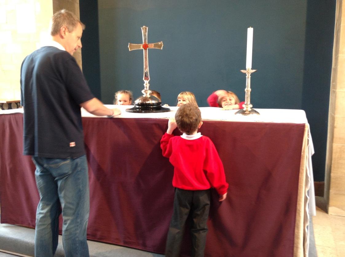 church visit 2